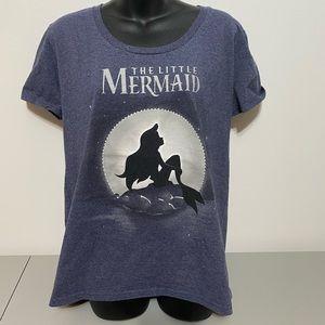 Disney Store The Little Mermaid T-Shirt Size XL